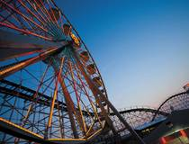 Indiana Beach Amusement Park, Indiana © Indiana Tourism Office